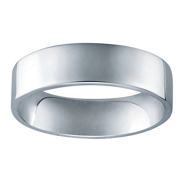 Dear Promise Male Wedding Ring (18K Gold)