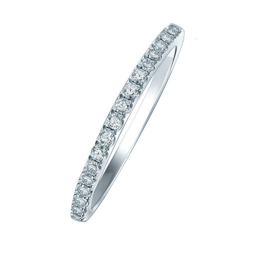 Eliana Half Eternity Ring (18K Gold)