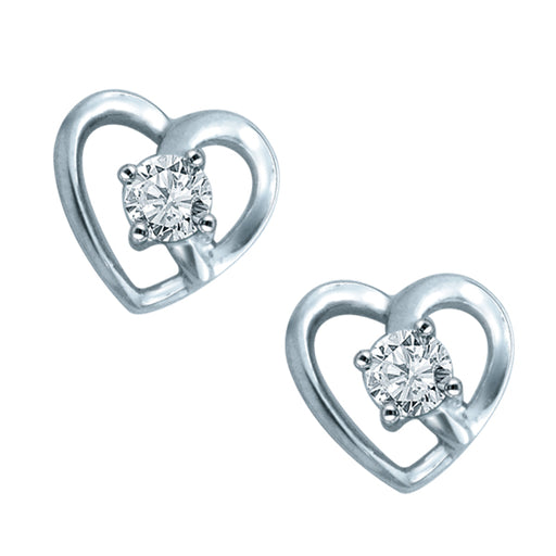 Adoria Diamond Earrings (18K Gold)