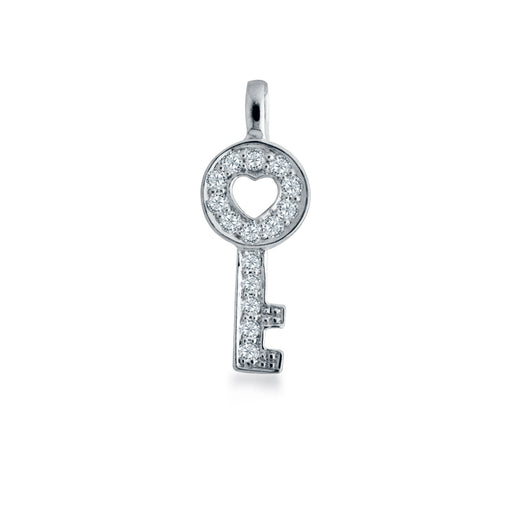 Love Devotion Diamond Pendant (18K Gold)