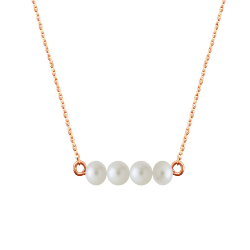 Isabelle Pearl Necklace