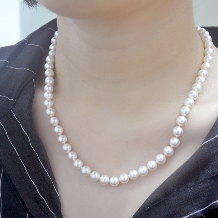 Issabella Pearl Necklace