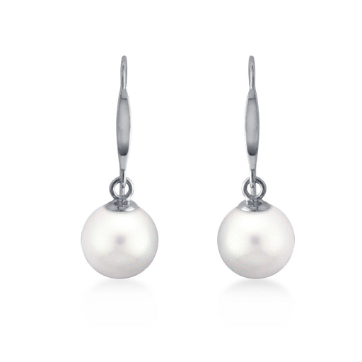Evelyn Akoya Pearl Earrings