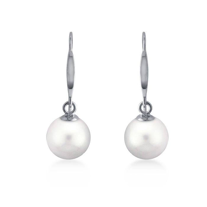 Evelyn Pearl Earrings