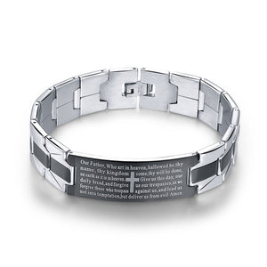 The Lord's Prayer Bangle