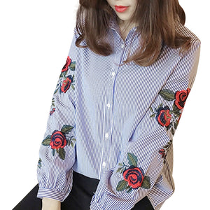 Layla Floral Blouse