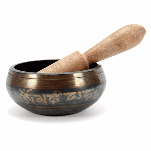 Hand Hammered Singing Bowl- 2in