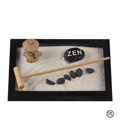 Peaceful Zen Garden Set