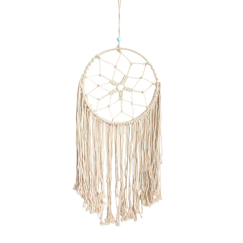 Vintage Dream Catcher Macrame Wall Hanging