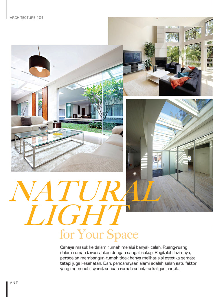 Natural Light for Your Space_