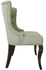 Camille dining chair side