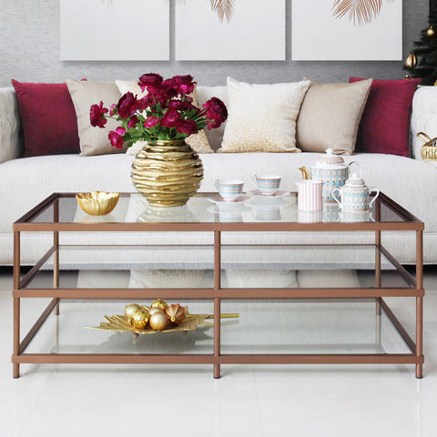 Rio Rectangular Coffee Table