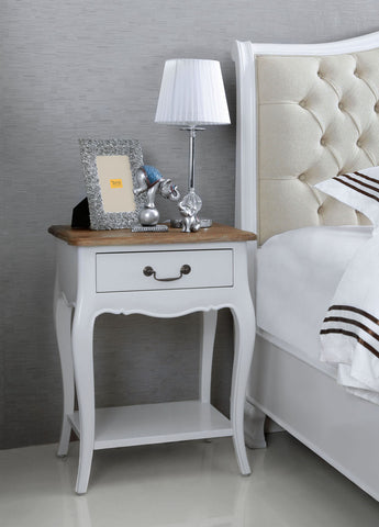 Belle bedside table