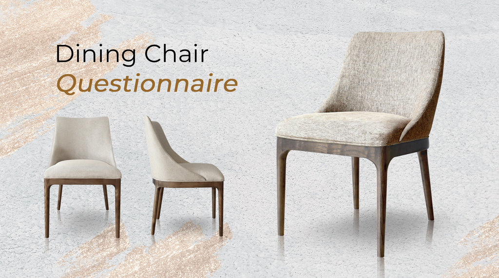 Costa dining chairs
