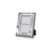 Aliya Sleek Photo Frame - Silver