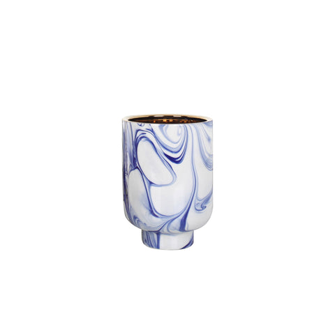 Aliya Vase Medium - Blue