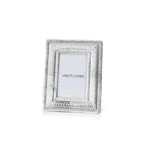 Amada Silver Photo Frame - Small