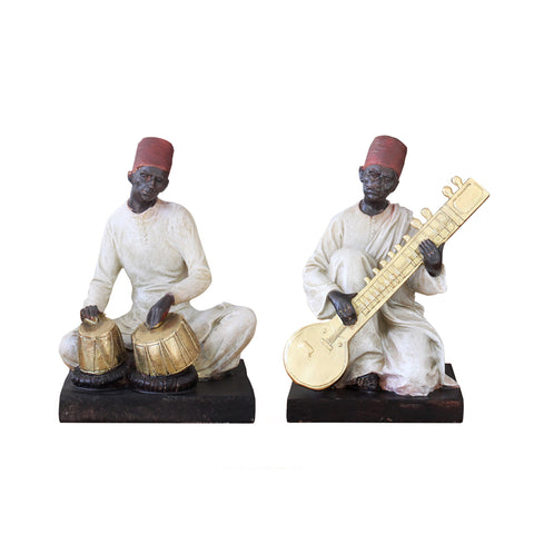Arabian Duet set of 2
