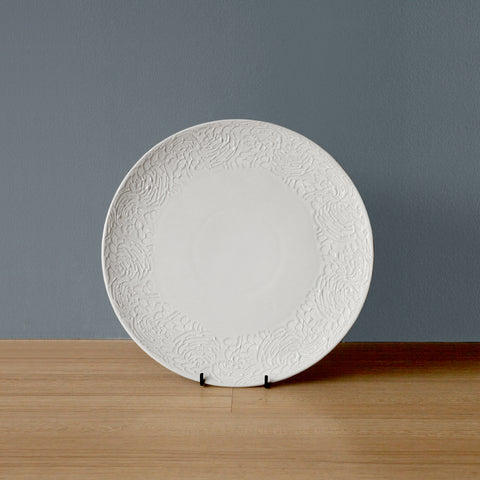 Bianco Accent Plate
