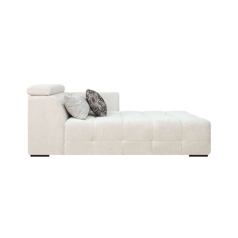 daybed sofa with movable headrest