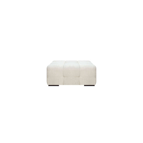 Aztec Ottoman simple with straight lines furniture di indonesia sofa