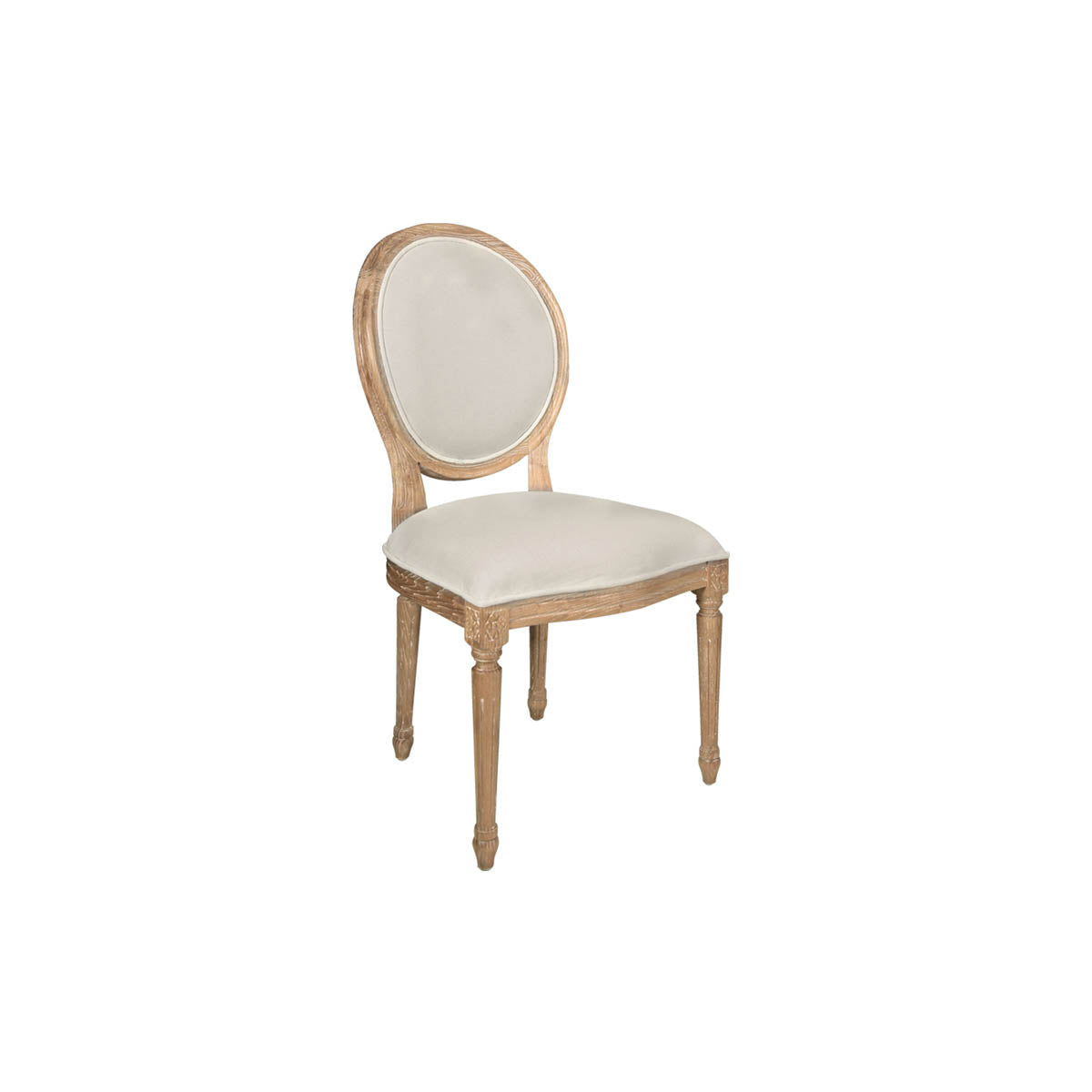 Belle Oval Dining Chair