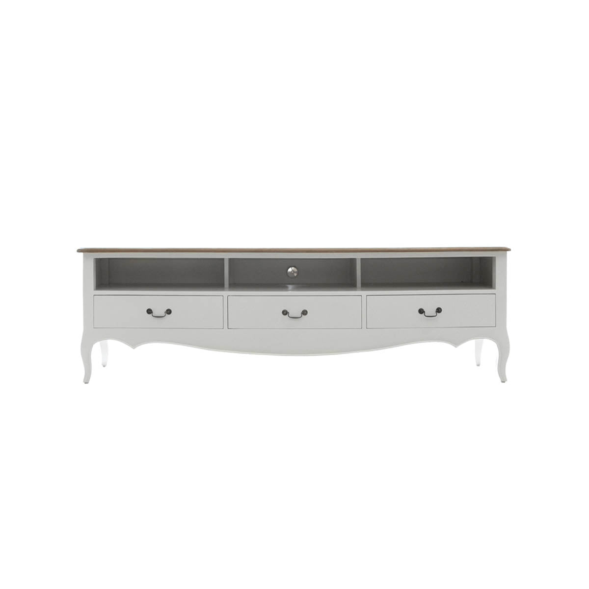 pretty and chic belle tv bench large