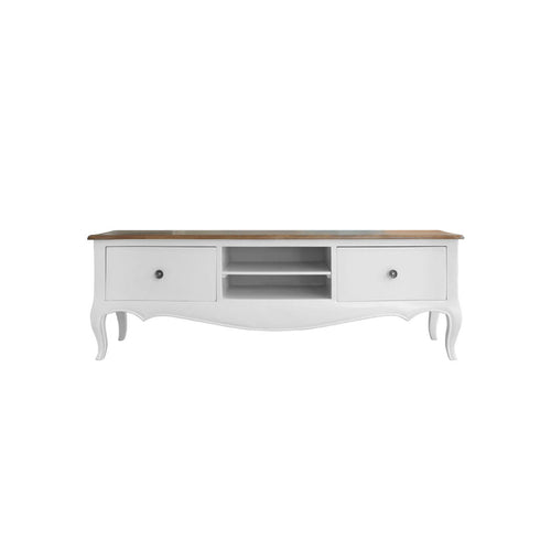 pretty and chic belle tv bench small