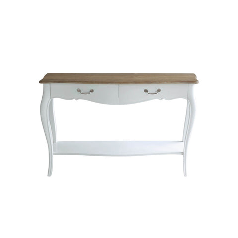 pretty and chic accent table
