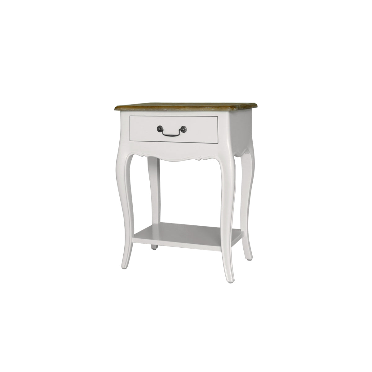 pretty and chic belle bedside table