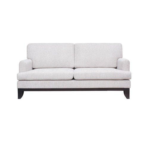 Boston 3 seat wing armed sofa chair