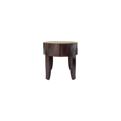 Boston Round Side Table - Vinoti Living