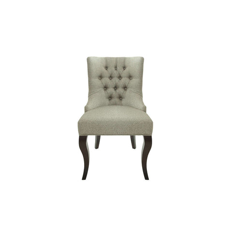 furniture jakarta palembang indonesia dekoruma bali dining chair glossy legs tufted back