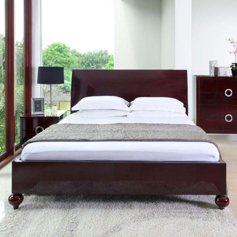 Camille Bed - Vinoti Living