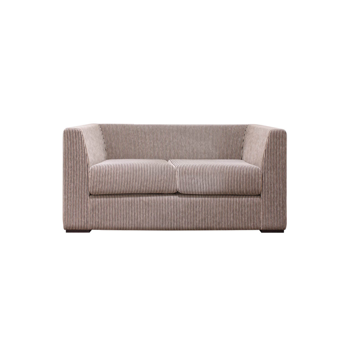 city line 2 seat simple and neat sofa