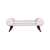classic yet stylish cleopatra bench