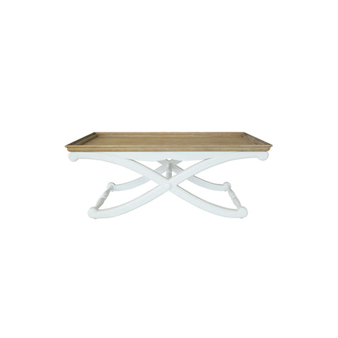 classic yet modern colette coffee table