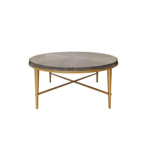 Columbus Round Coffee Table