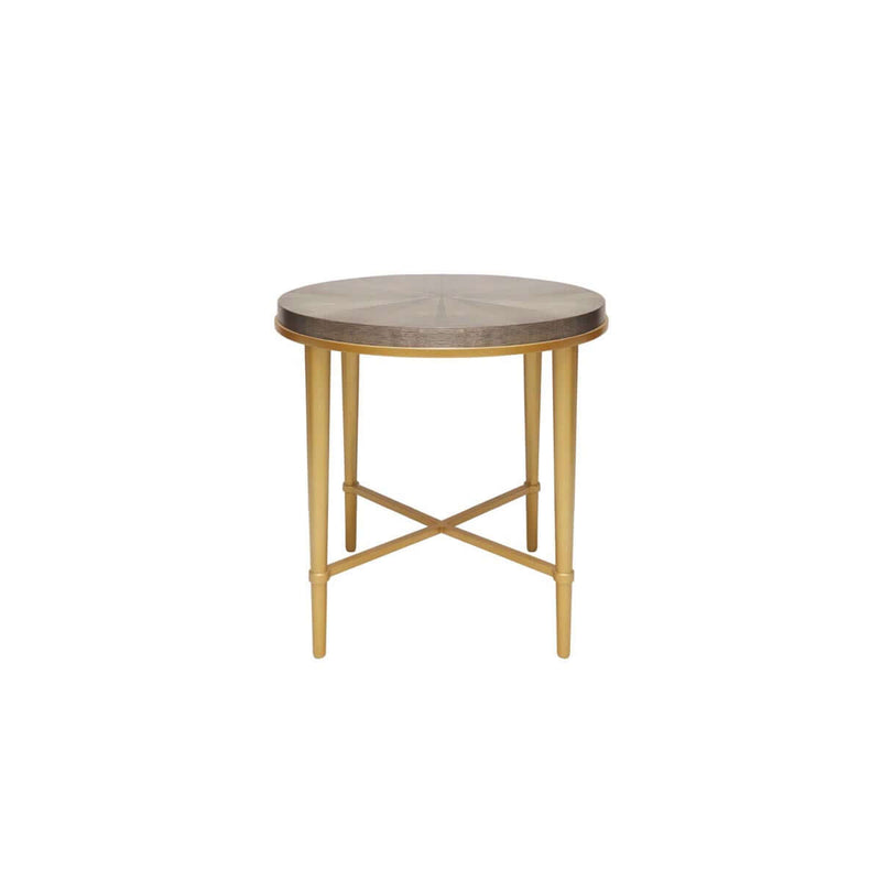 Columbus Round Side Table