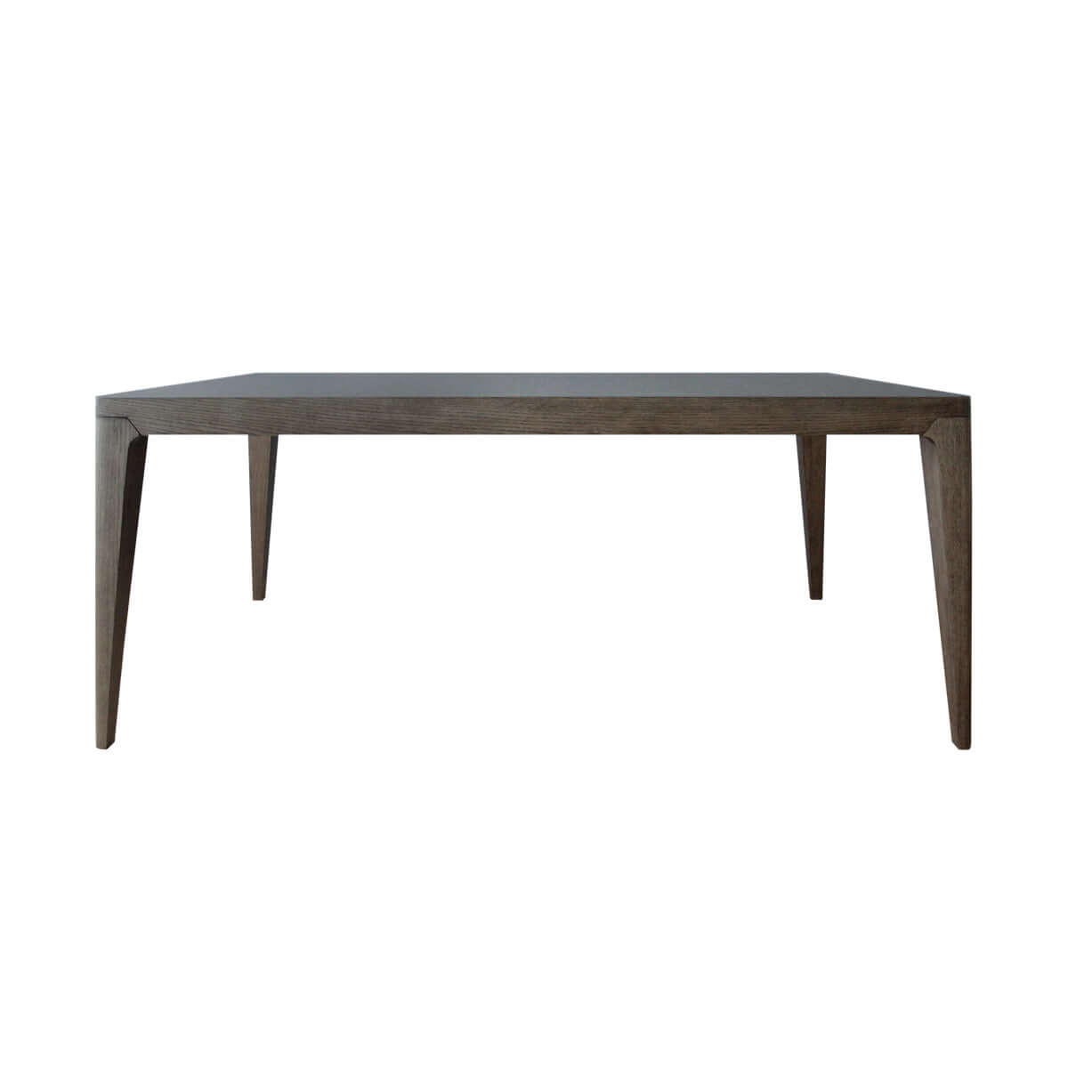 online furniture - contemporary wooden dining table