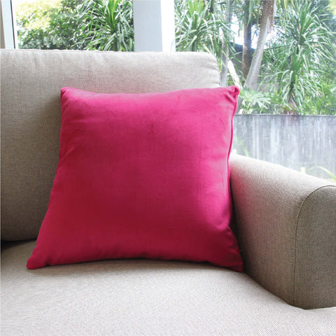 Simply Pink Cushion Cover