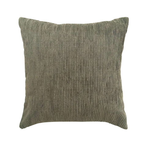 Stripe 10 Green Cushion Cover