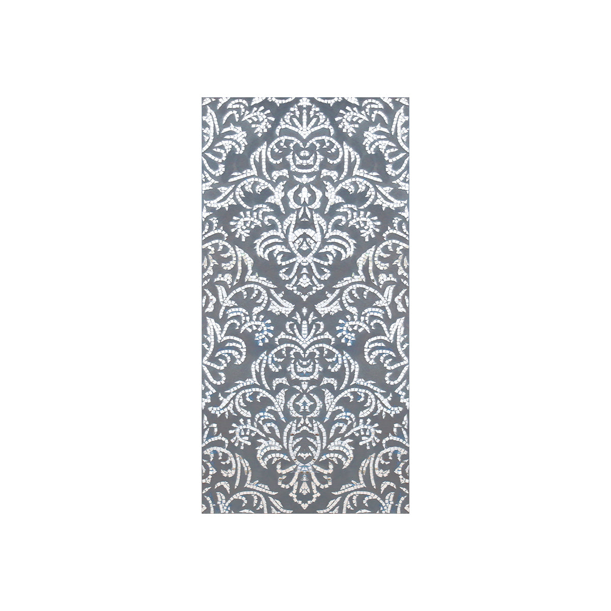 Eden Damask Panel - Vinoti Living