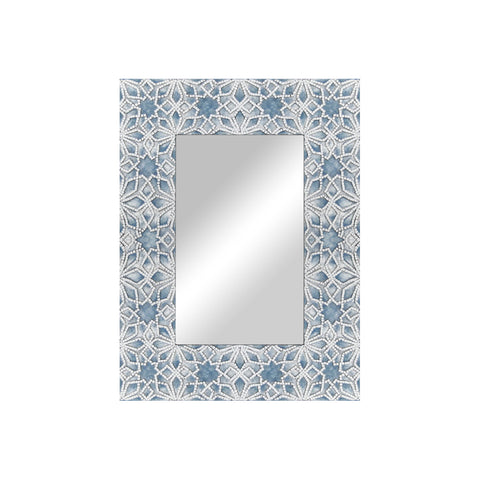 Eden Ornate Mirror - Vinoti Living