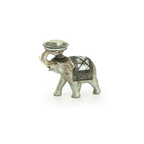 Gaia Elephant Tealight Holder