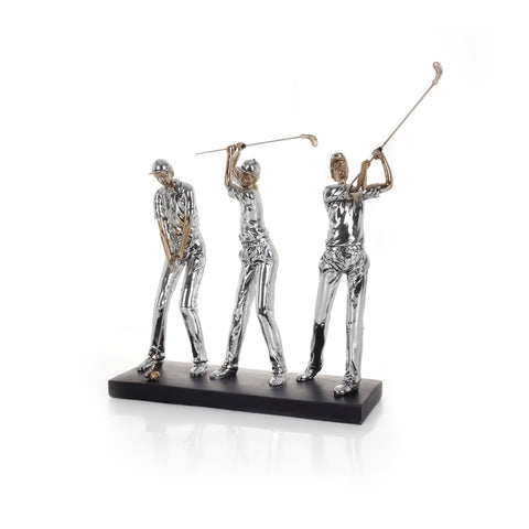 Golfer Set of 3
