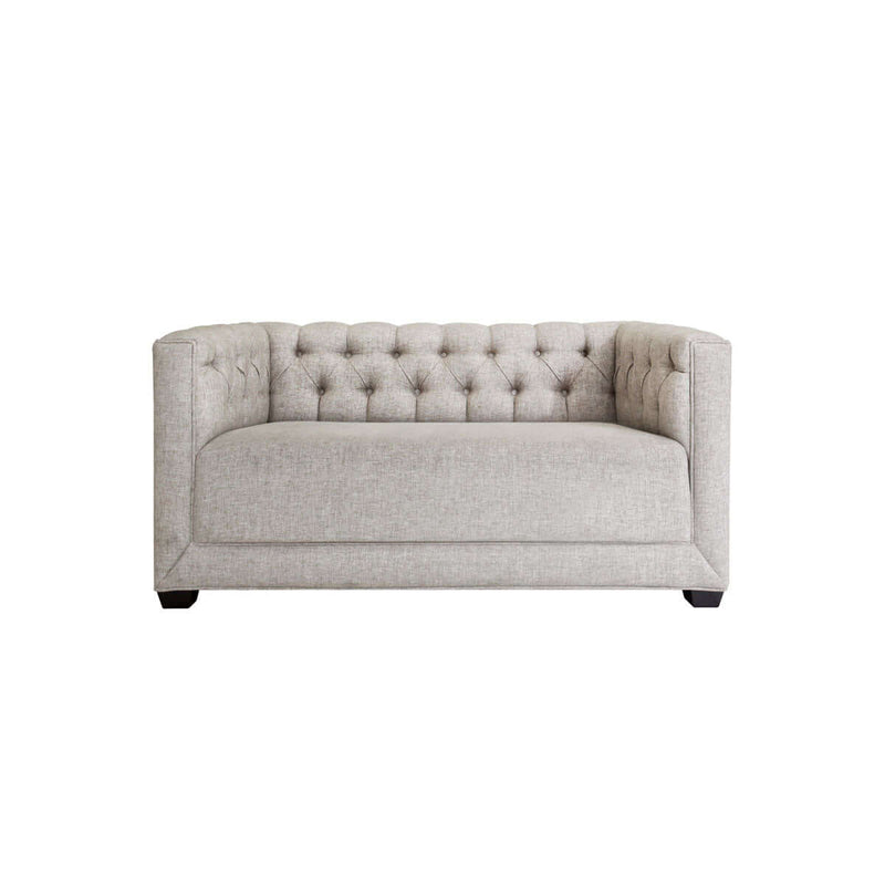 Hampton 2 seat tufted, classic and stylish sofa