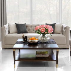 Hampton 3 seat tufted, classic and stylish sofa
