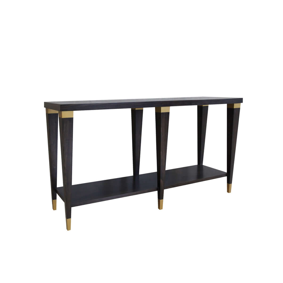 modern yet classic Hampton accent table