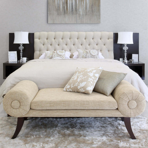 a classic yet stylish Hampton bed
